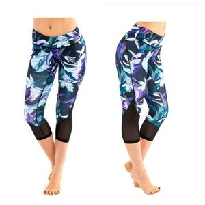 Balini Sports Midnight Lola Capi Yoga Leggings